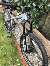 orange crush mountain bike