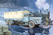 Roden 1/72 Model Kit 738 Vomag 8 LR Lkw German Heavy Truck