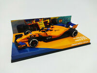 MINICHAMPS 1/43 - McLaren MCL33 F. Alonso Spanish GP 2018 447184314 1 of 333 pcs