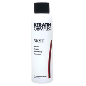 Keratin Complex Natural Keratin Smoothing Therapy Treatment 4 oz - NEW PACKAGE
