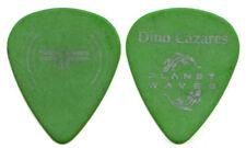 FEAR FACTORY Guitar Pick : 2001 Digimortal Tour Dino Cazares green