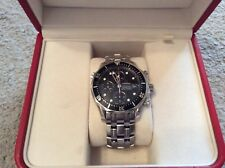 Omega Seamaster Automatic Chronograph Professional Diving Watch 300m Full Size