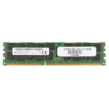 For Micron 16GB PC3-12800R DDR3 1600Mhz 2Rx4 RAM REG-DIMM ECC SERVER Memory @BM