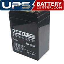 NEATA NT12-2.6 12V 2.6Ah F1 Replacement Battery