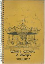 SLOVENIAN COOKBOOK - CLEVELAND, OHIO - KUHAR'S CAROUSEL OF RECIPES - 1979