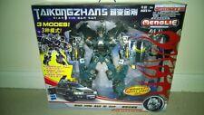 Transformers Dotm Ironhide Raro masiva!!! 3 modos Super Ultra Clase!!!