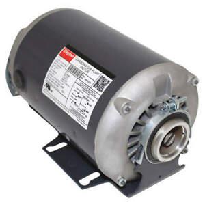 DAYTON 484H33 Motor,1/2 HP,1,725 rpm,48YZ,115V