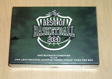 2019 Leaf Best of Basketball sealed box PSA BGS Luka? Trae? Giannis? Lebron?