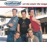 Natural Let me count the ways (2002; 1 track) [Maxi-CD]