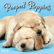 NEW - Pooped Puppies 2012 Mini (calendar) by Sellers Publishing