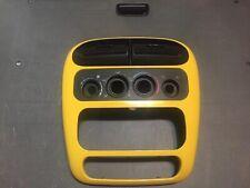 00-05 Dodge Neon Radio Heater Control Bezel Yellow OEM