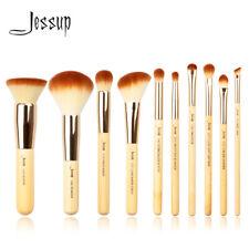 Jessup Cosméticos Make Up Conjunto De Pincéis de Pó Facial Blush Base Corretivo Conjunto