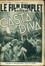 Le Film Complet 1769 - Casta Diva, film allemand - 14 mars 1936