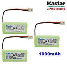 3 x 2.4V 1000mAh 5264 NiMH Battery for VTech BT166342 BT266342 BT183342 BT283342