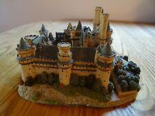Pierrefonds Castle, Valois, France; Danbury Mint Enchanted Castles of Europe