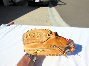 Linca KR-9200 Baseball Glove Professional Model LHT Top Grain Cowhide