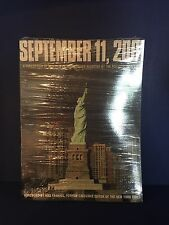 9/11 Magazine NYPD News Front Page Collection World Trade Center Memorial