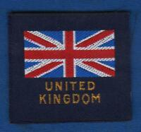 UNITED KINGDOM, BRITISH ARMED FORCES, INTERNATIONAL MISSIONS, SLEEVE PATCH !