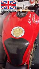 Ducati 916 996 998 748 Genuine Carbon Fibre Tank Pad, Protector, Shield