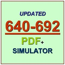 Cisco RSTECH Routing Switching Network Devices Support Test 640-692 Exam QA+SIM