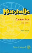 Contract Law - Sweet & Maxwell - Acceptable - Paperback