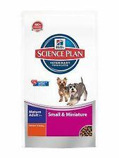 Hills Science Plan Mature 7+ Sm/Mini Dry Chicken 1.5kg - 21950