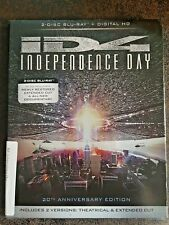 Independence Day (20th Anniversary) (Blu-ray, 1996)
