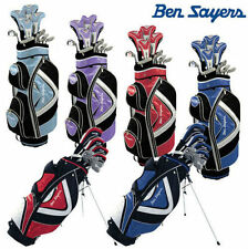 Men's Steel Shaft Right-Handed Full Set Golf Clubs