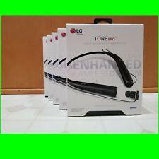 Open Box - Lg Tone Pro Hbs-780 Bluetooth Wireless Stereo Headset Earbuds (Black)