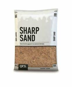 GRS Bagged Sharp Sand 25KG