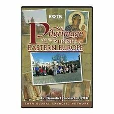PILGRIMAGE TO THE SHRINES OF EASTERN EUROPE :  AN EWTN DVD