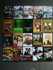 Western dvd sammlung John Wayne, Henry fonda, Charles bronsen, randolf Scott etc