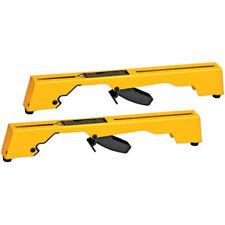 DEWALT Miter Saw Workstation Tool Mounting Brackets for DW723 DW7231 New