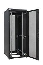 """19"""" Netzwerkschrank 24he 800x1000 Serverschrank Rack Zpas Top"""