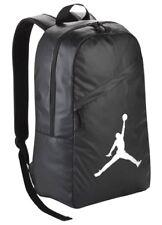 NWT Nike Air Jordan Jumpman Crossover Backpack Black & Silver Bag 9A1910-023