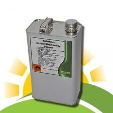 Toluene, Heavy Duty Tar & Silicon Remover, 5ltr, 99.5% pure