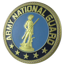 United States Military Army National Guard 24K gold plated Challenge coins 1056#