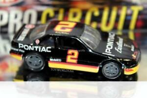 1992 Hot Wheels Pro Circuit  #2 Rusty Wallace Pontiac Grand Prix