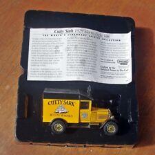 MATCHBOX COLLECTIBLES. CUTTY SARK 1929 MORRIS LIGHT VAN. Boxed with cert.