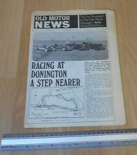 Old Motor Newspaper No 24