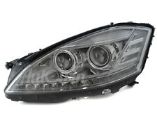 MERCEDES BENZ S CLASS W221 BI XENON AFS ADAPTIVE HEADLIGHT LEFT SIDE OEM NEW UK