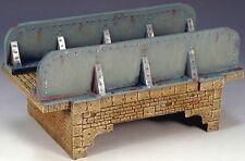 King & Country Diorama Sp030 Foot Bridge Mib