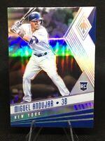2018 Panini Chronicles Phoenix PRIZM REFRACTOR MIGUEL ANDUJAR RC #3 Yankees