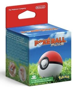 Nintendo Pokemon Poke Ball Plus (Switch, 2018). Has MEW!!!