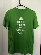 3 Men's Medium Chive T-Shirts (Original KCCO, Black KCCO, Halloween KCCO)