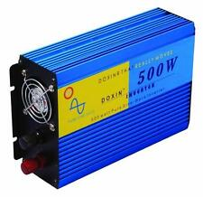 500W / 1000W Inverter Pure Sine Wave Power DC 24V AC 220V 210V 230V 240V freezer