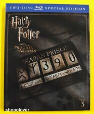 Harry Potter and the Prisoner of Azkaban (Blu-ray 2-Disc, 2016) NO DIGITAL CODE