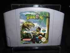 N64 Turok Dinosaur's Hunter - per Console Nintendo 64 - PAL