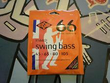 ROTOSOUND RS66LD Swing Bass guitar Strings 45-105 in Nuovi pacchetti a chiusura ermetica