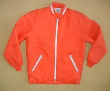 Vtg PACIFIC TRAIL Bright Orange HUNTING JACKET Warm Winter Coat Size Men LARGE